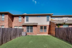 Many people want to rent a single family home here in Richardson Texas