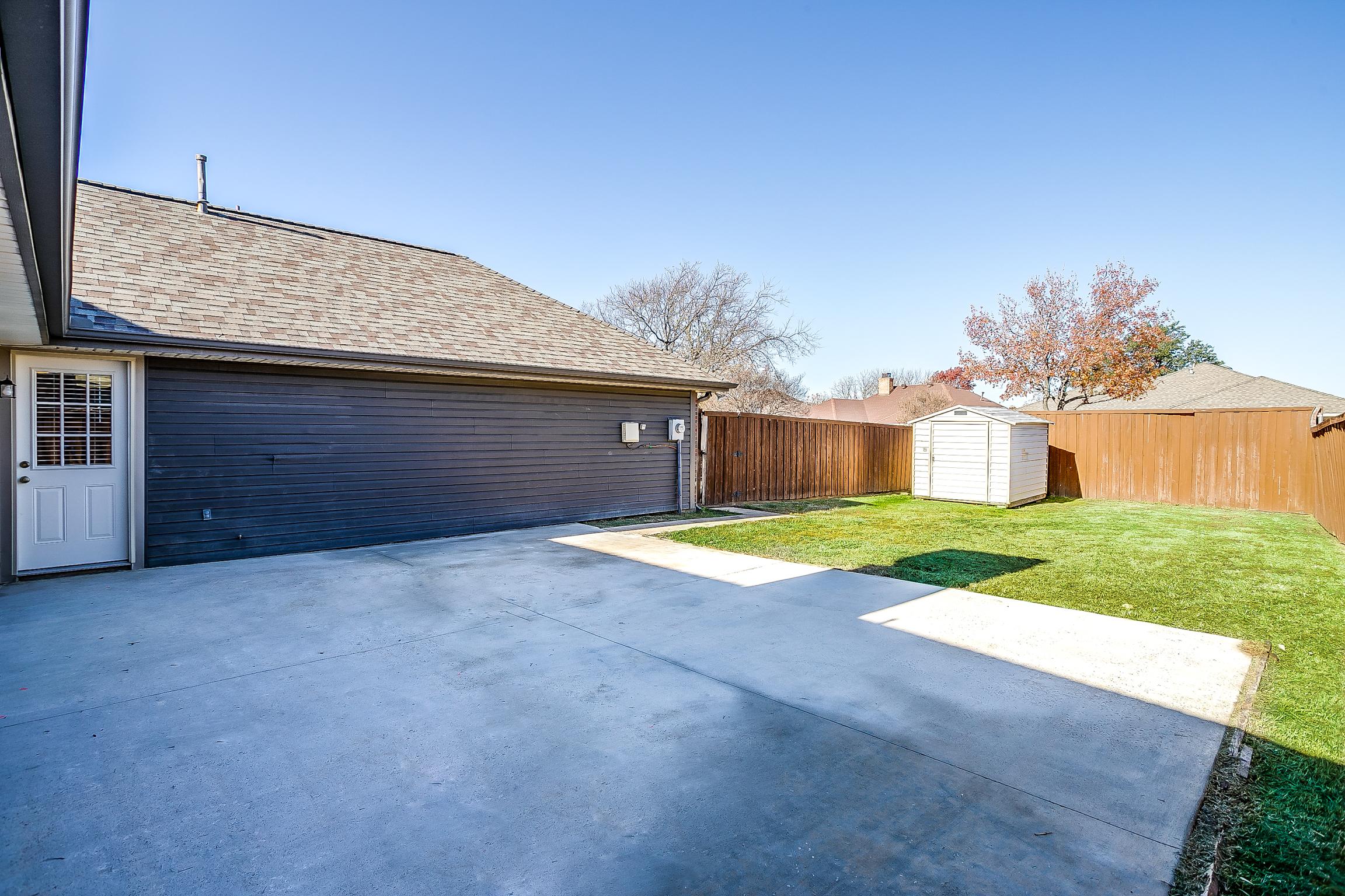 rental property management Mesquite, Texas.