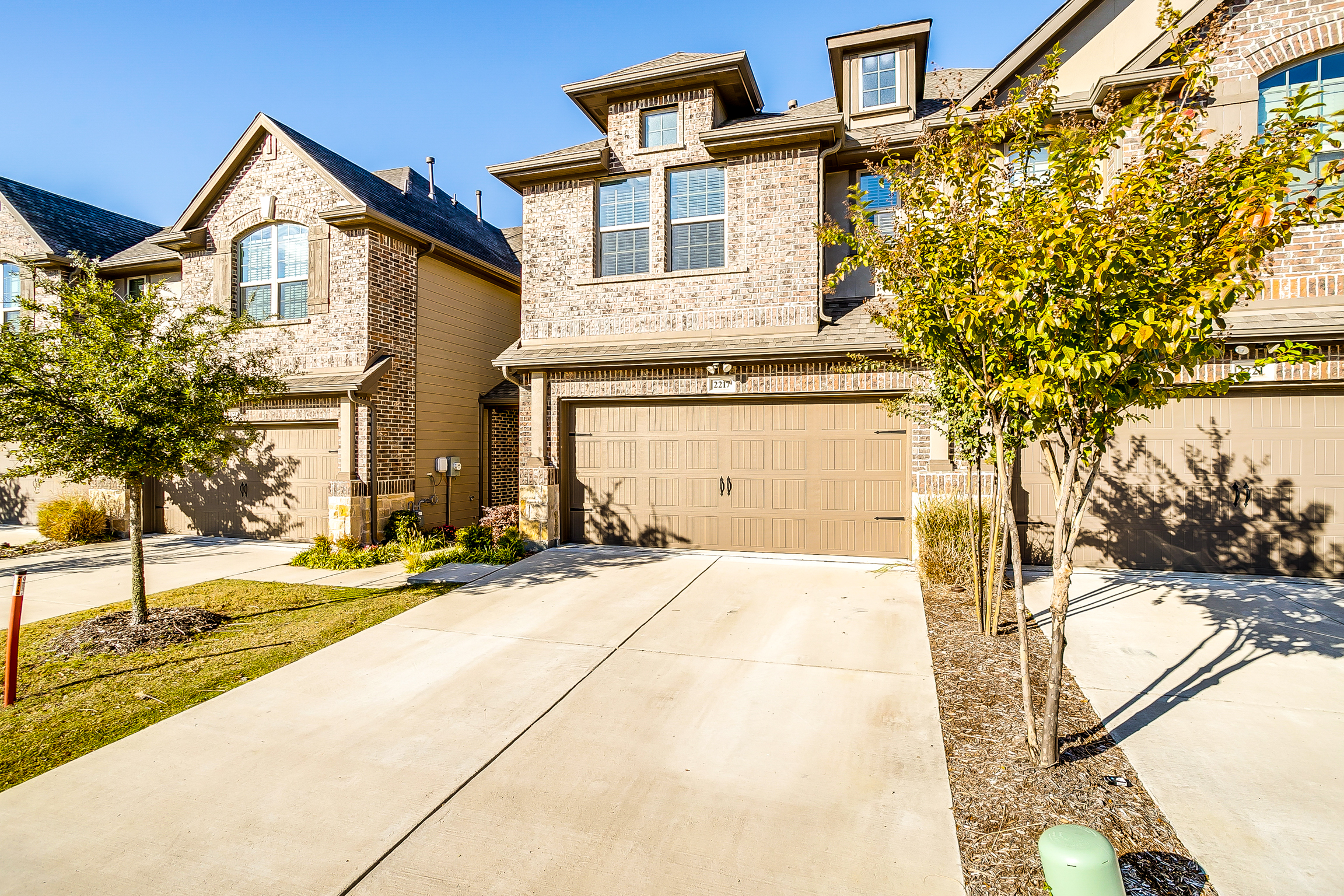 Single family home property manager in Carrollton