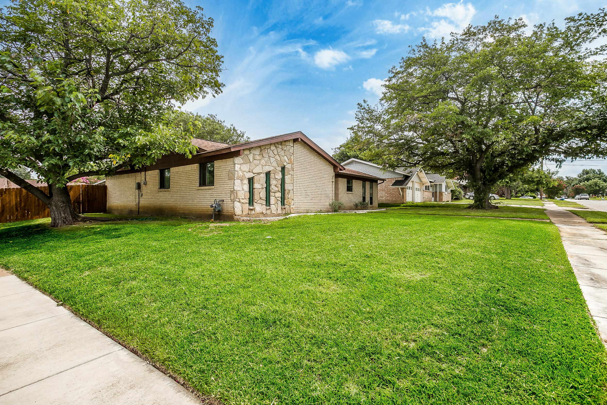 Plano single family homes are a great investment.
