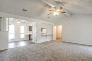 Managing a rental property involves a lot of work here in Plano, Texas.