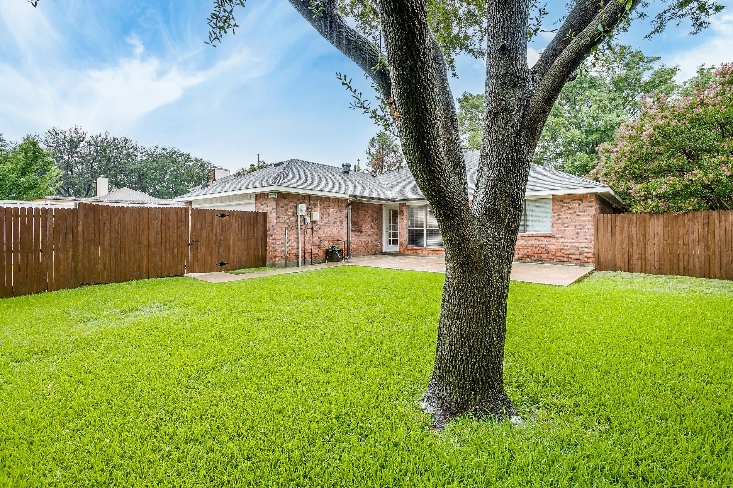 Frisco, Texas, single family homes as an investment.