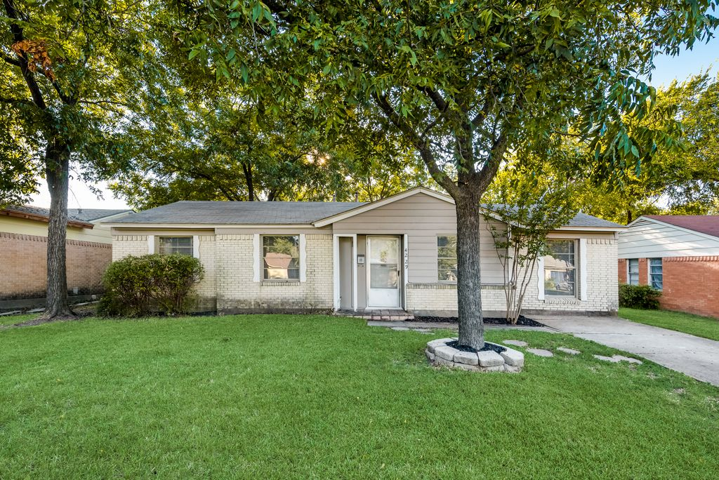 Richardson Texas single-family home property management